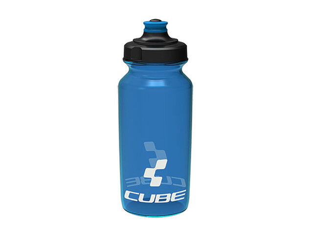 Cube Icon Trinkflasche 500 ml blau